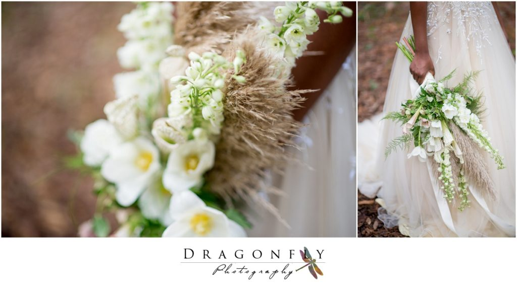 Dragonfly Photography Lifestyle Wedding and Portrait Photography Woods Wedding Dress and Details Insperation_0011