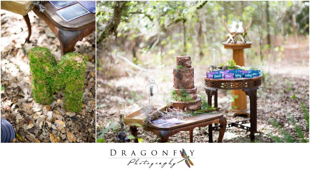 Dragonfly Photography Lifestyle Wedding and Portrait Photography Woods Wedding Dress and Details Insperation_0022