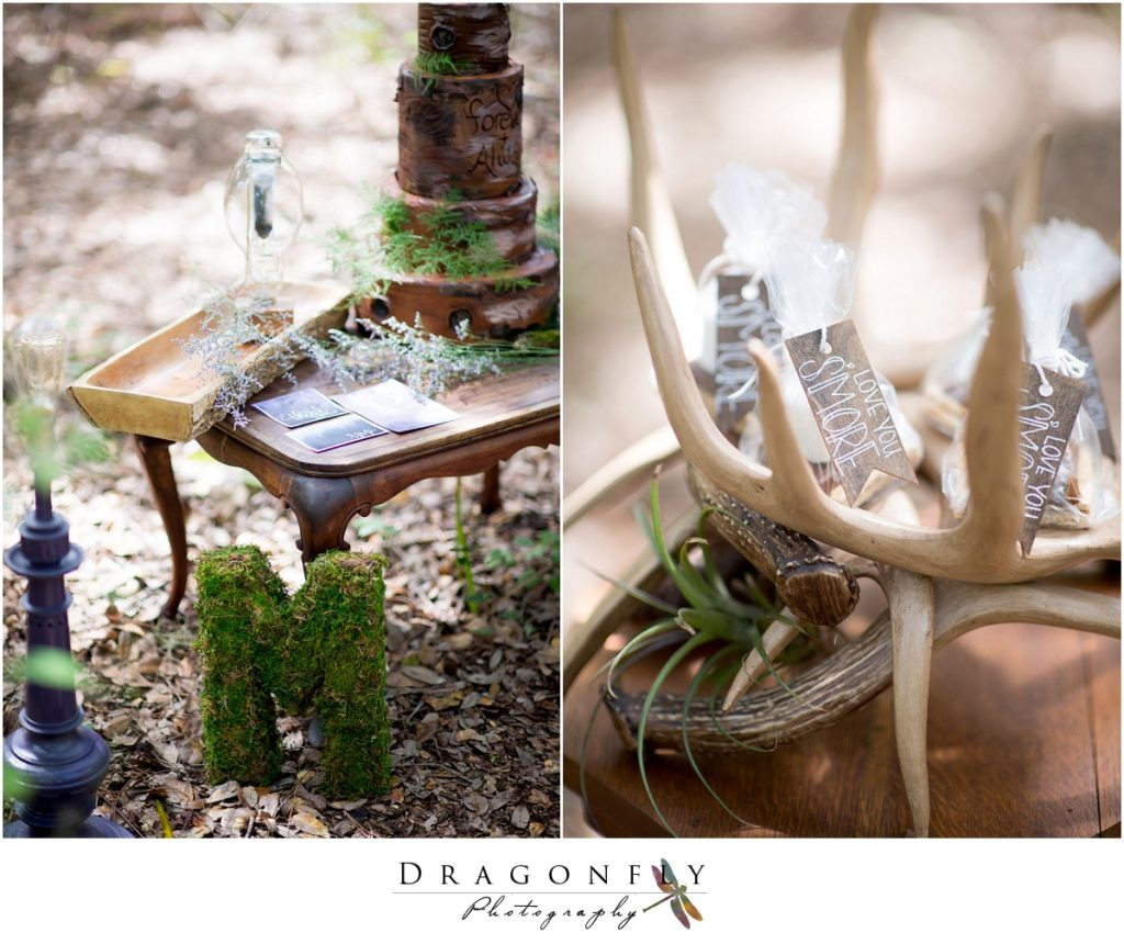 Dragonfly Photography Lifestyle Wedding and Portrait Photography Woods Wedding Dress and Details Insperation_0023