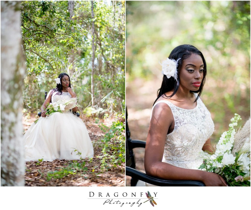 Dragonfly Photography Lifestyle Wedding and Portrait Photography Woods Wedding Dress and Details Insperation_0027