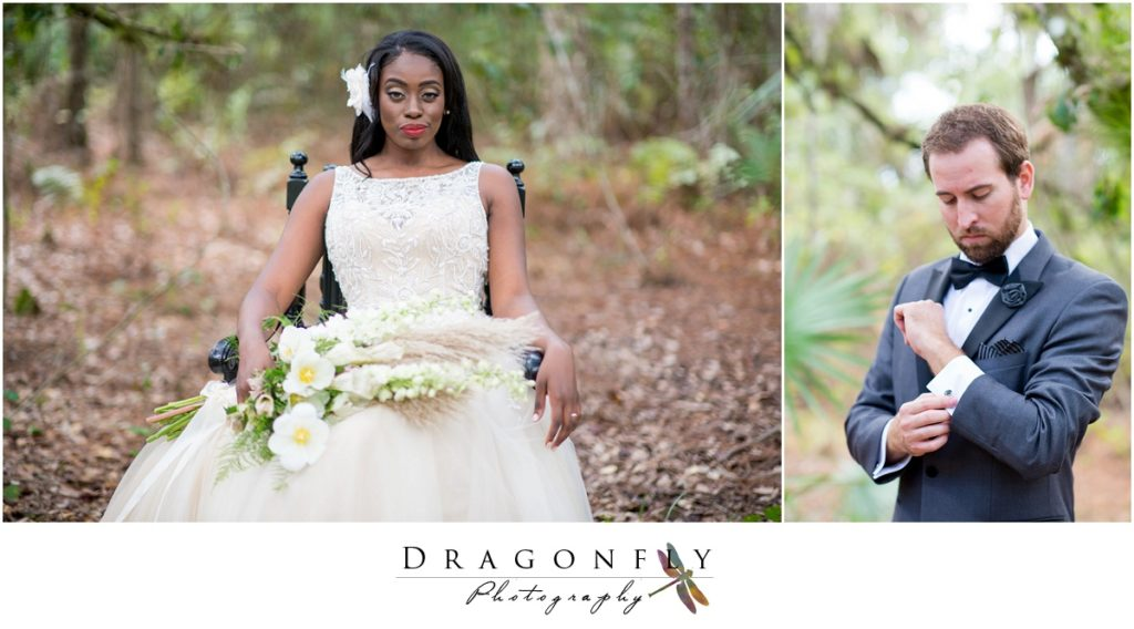 Dragonfly Photography Lifestyle Wedding and Portrait Photography Woods Wedding Dress and Details Insperation_0030