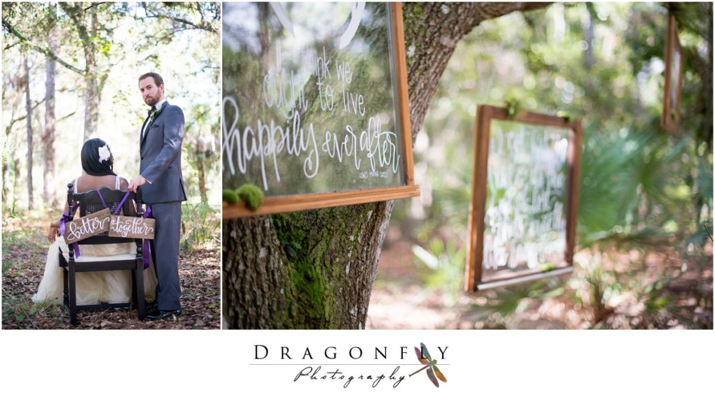 Dragonfly Photography Lifestyle Wedding and Portrait Photography Woods Wedding Dress and Details Insperation_0042