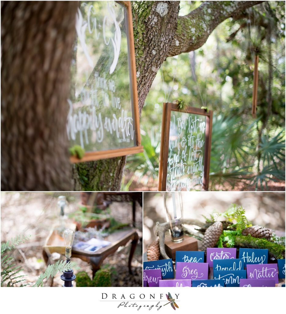 Dragonfly Photography Lifestyle Wedding and Portrait Photography Woods Wedding Dress and Details Insperation_0047