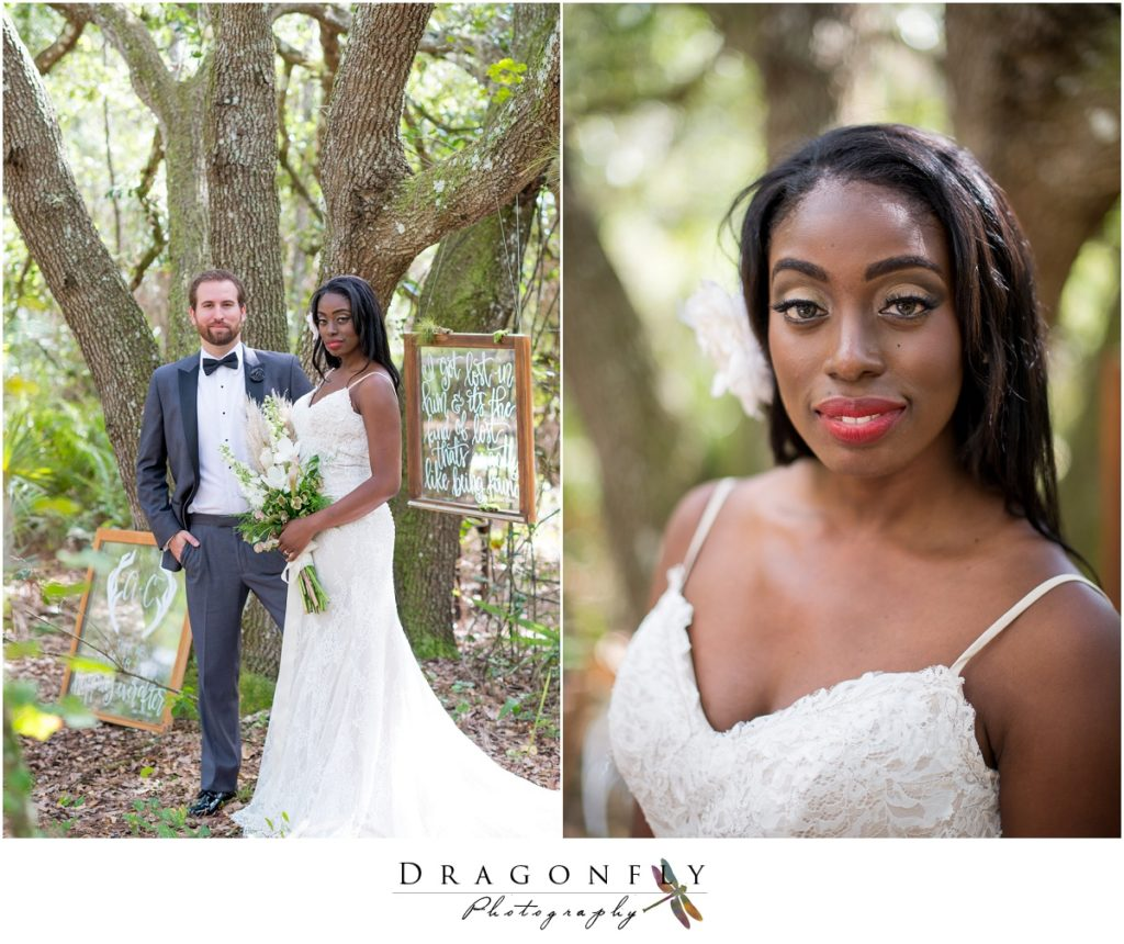 Dragonfly Photography Lifestyle Wedding and Portrait Photography Woods Wedding Dress and Details Insperation_0057