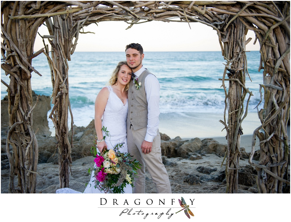 Dragonfly Photography Rustic South Florida Beach Weddingphotos_0115