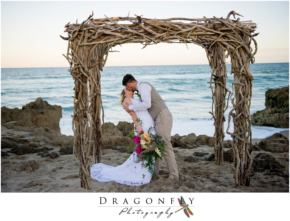 Dragonfly Photography Rustic South Florida Beach Weddingphotos_0133