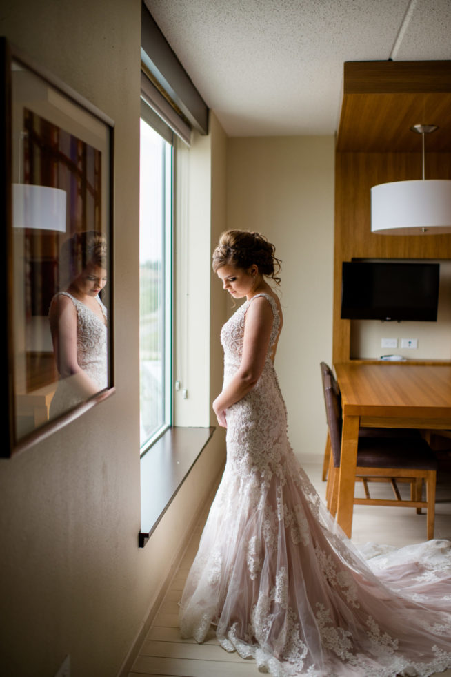 Cleveland Wedding Photography Bridal Getting Ready Photo