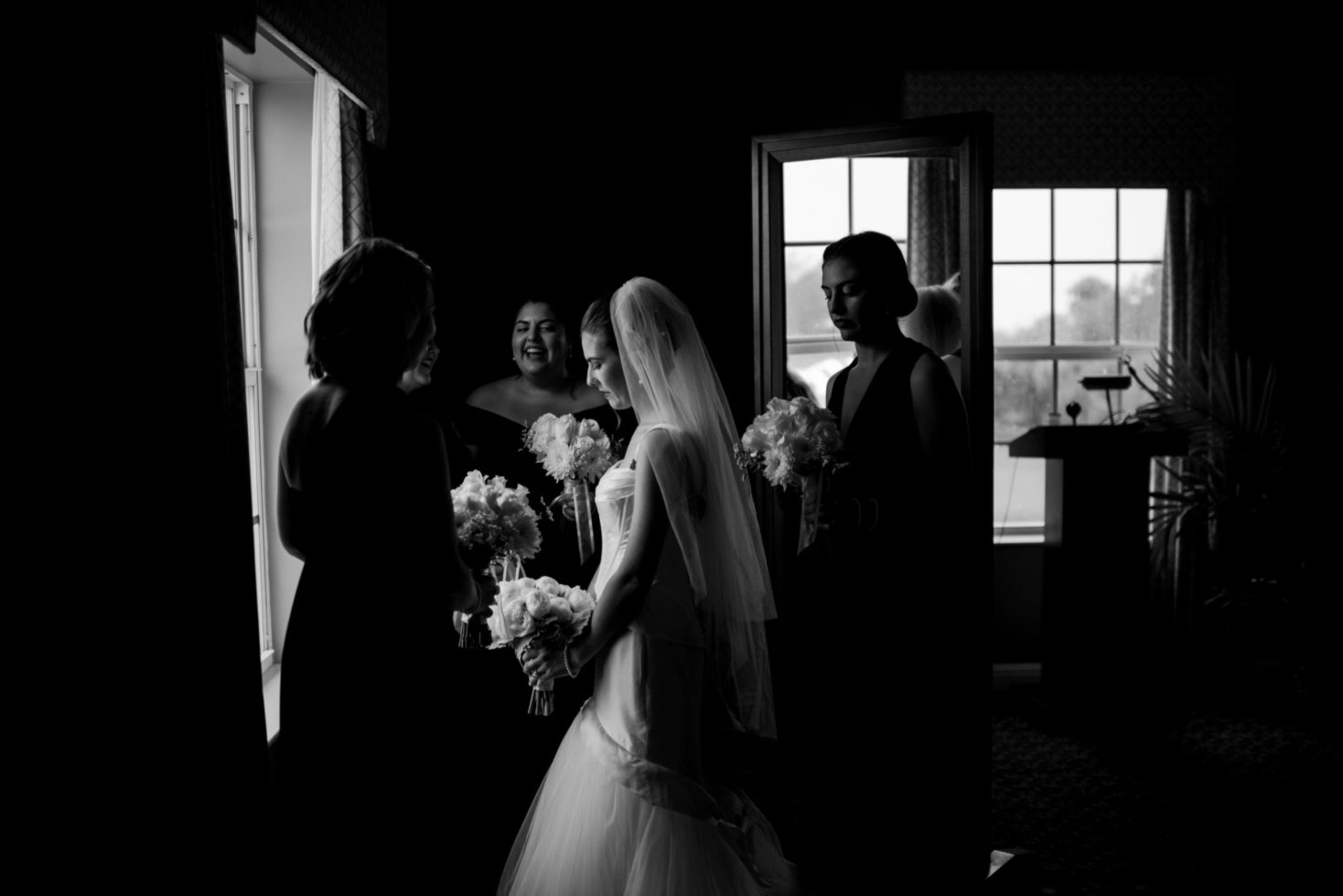 Cleveland Wedding Photography Elegant Estate Wedding Photo