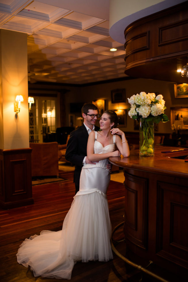 Cleveland Wedding Photography Historic Wedding Bar Venue Photo