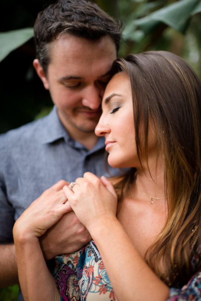 Cleveland Wedding Photography Romantic Engagement Photos