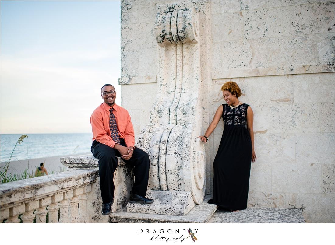palm beach island modern bronze engagement photos_0016