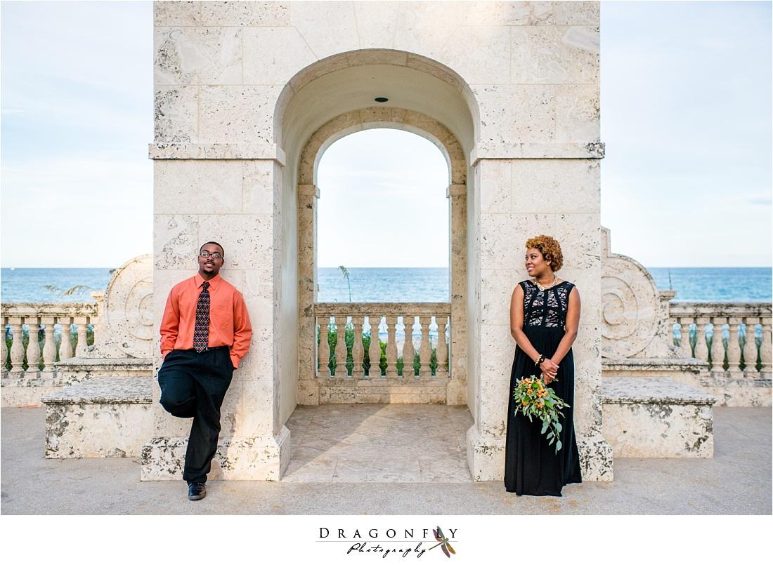 palm beach island modern bronze engagement photos_0020