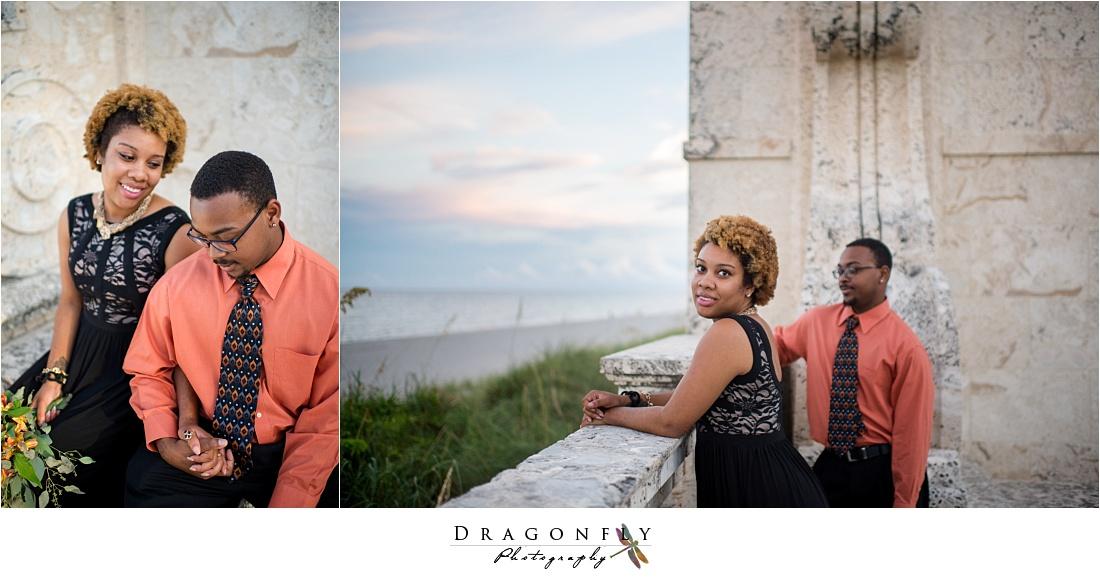 palm beach island modern bronze engagement photos_0023