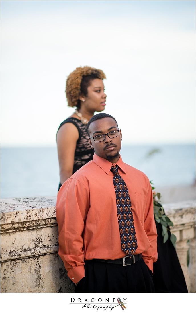 palm beach island modern bronze engagement photos_0024