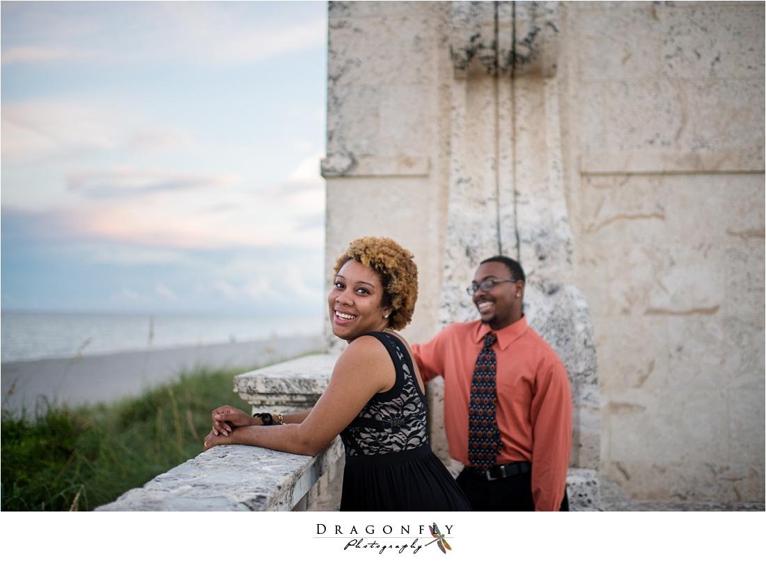 palm beach island modern bronze engagement photos_0029