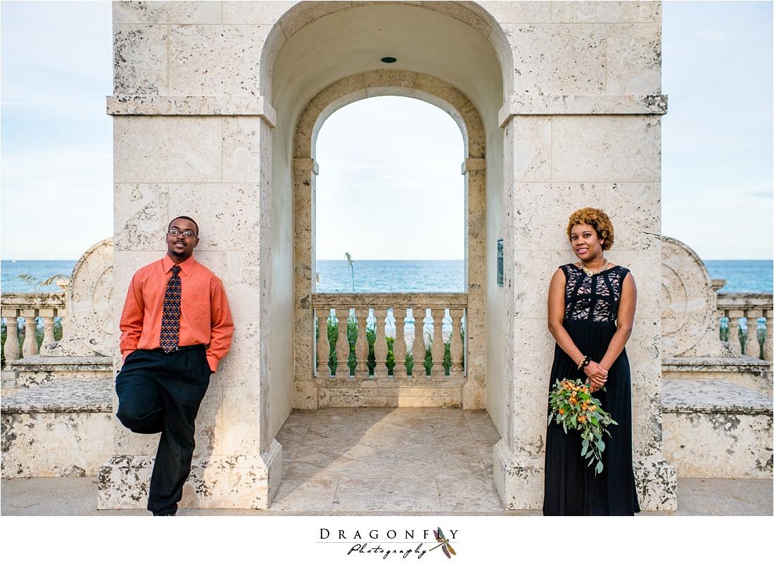 palm beach island modern bronze engagement photos_0047