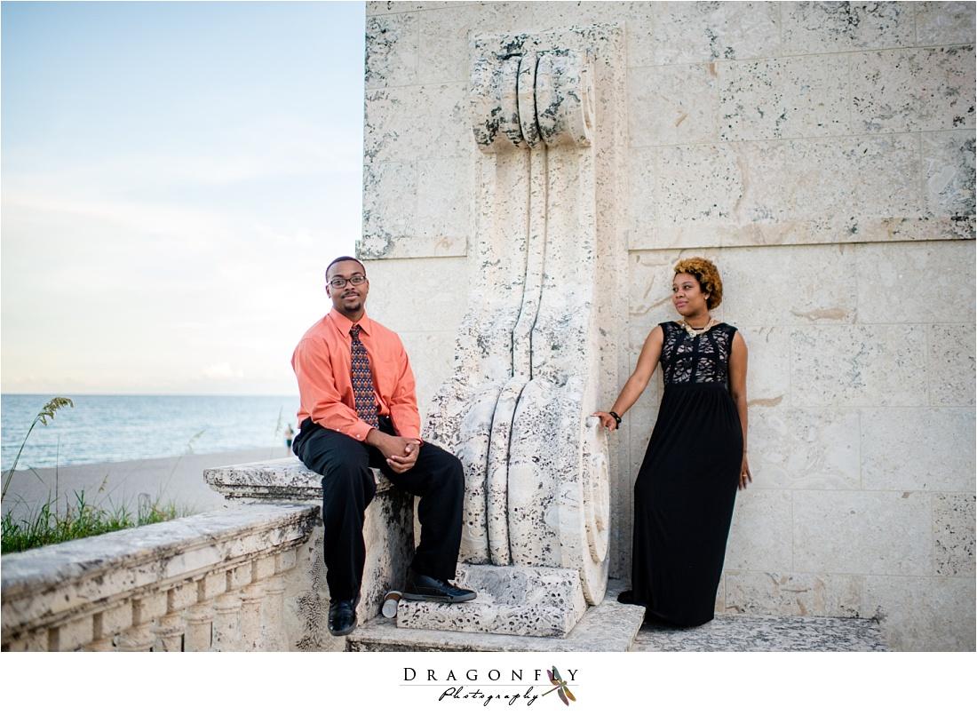 palm beach island modern bronze engagement photos_0048