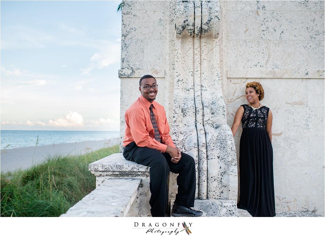 palm beach island modern bronze engagement photos_0056