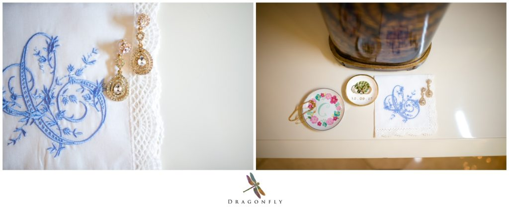 Wedding Details Styled at The Colony Hotel West Palm Beach