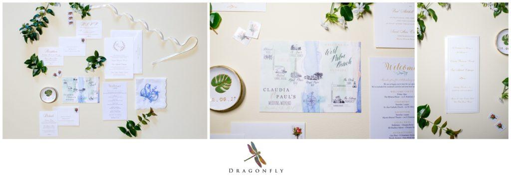 Wedding Day Paper Goods