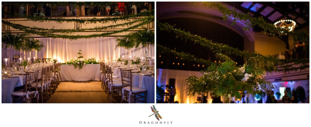 Harriet Himmel Garden Inspired Wedding Reception