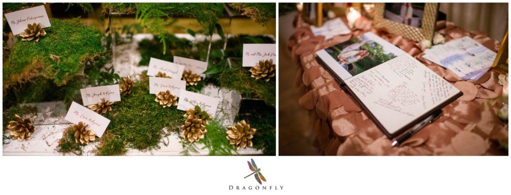 Sign in Photographic Wedding Album