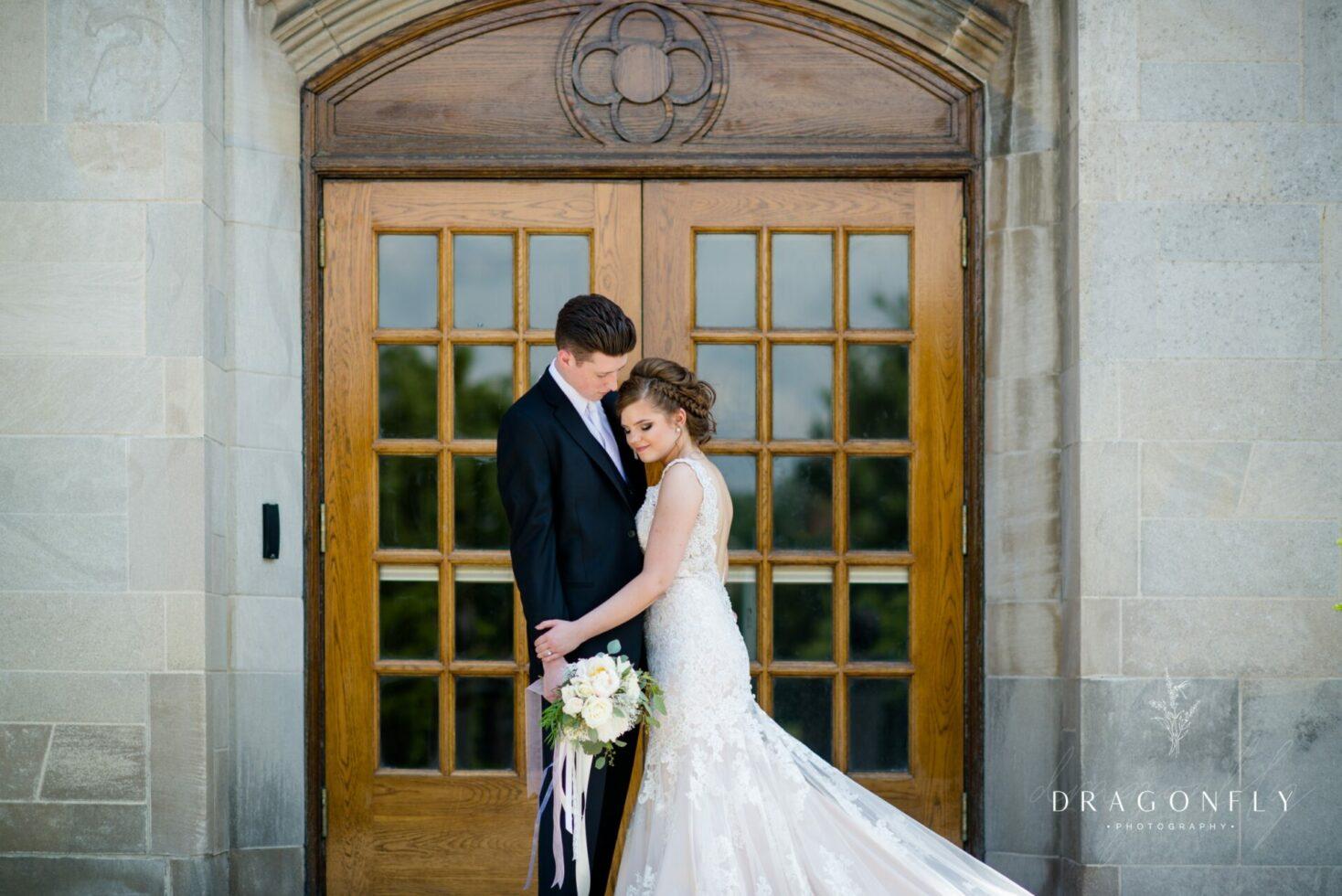 historical wedding venue photo