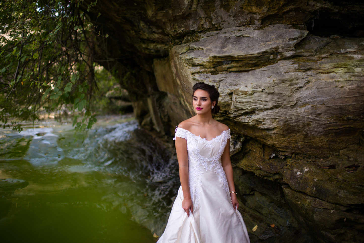 Cleveland Wedding Photography Bridal Portrait Photo