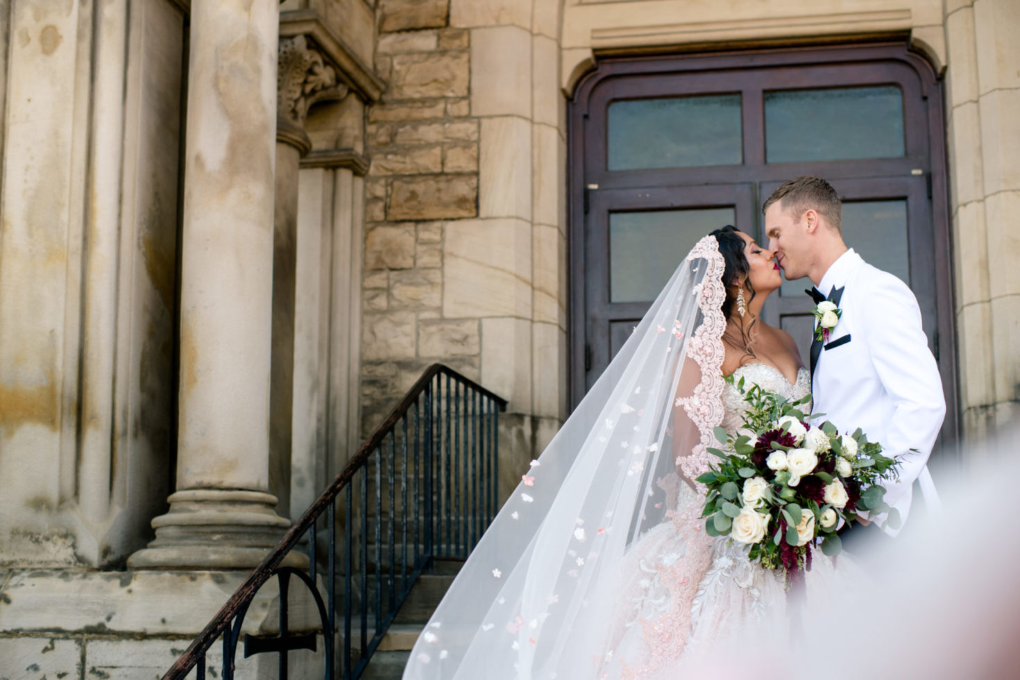 Cleveland Wedding Photography Downtown Cleveland Wedding Photo