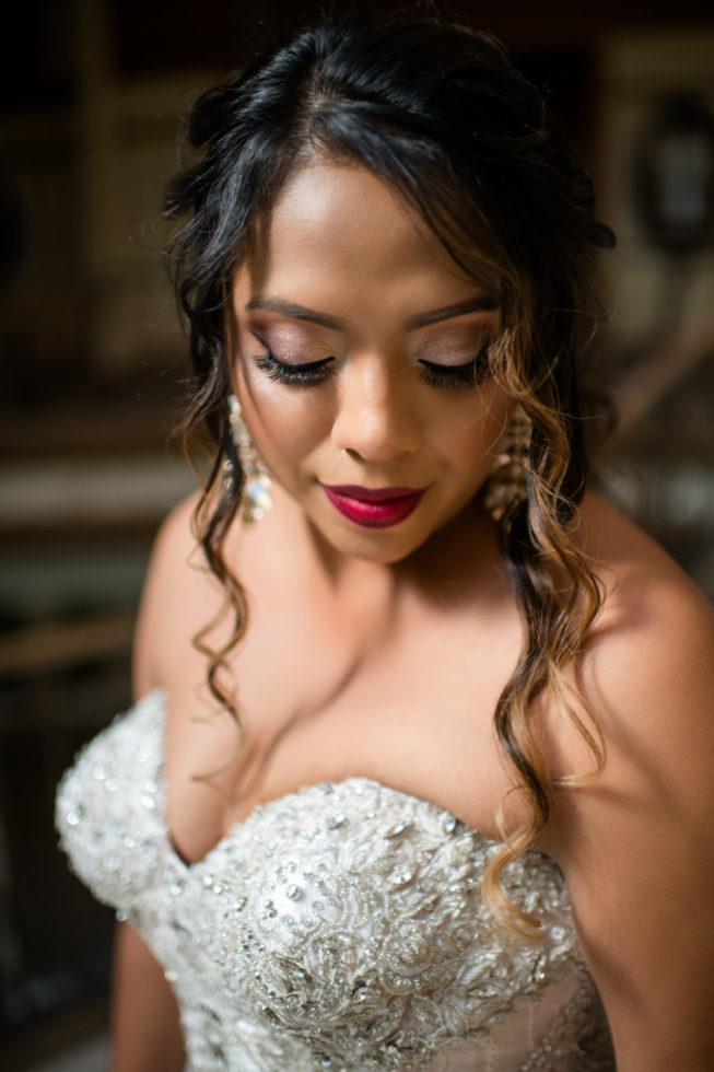 Best Cleveland Wedding Photographer Bridal Portrait Photo