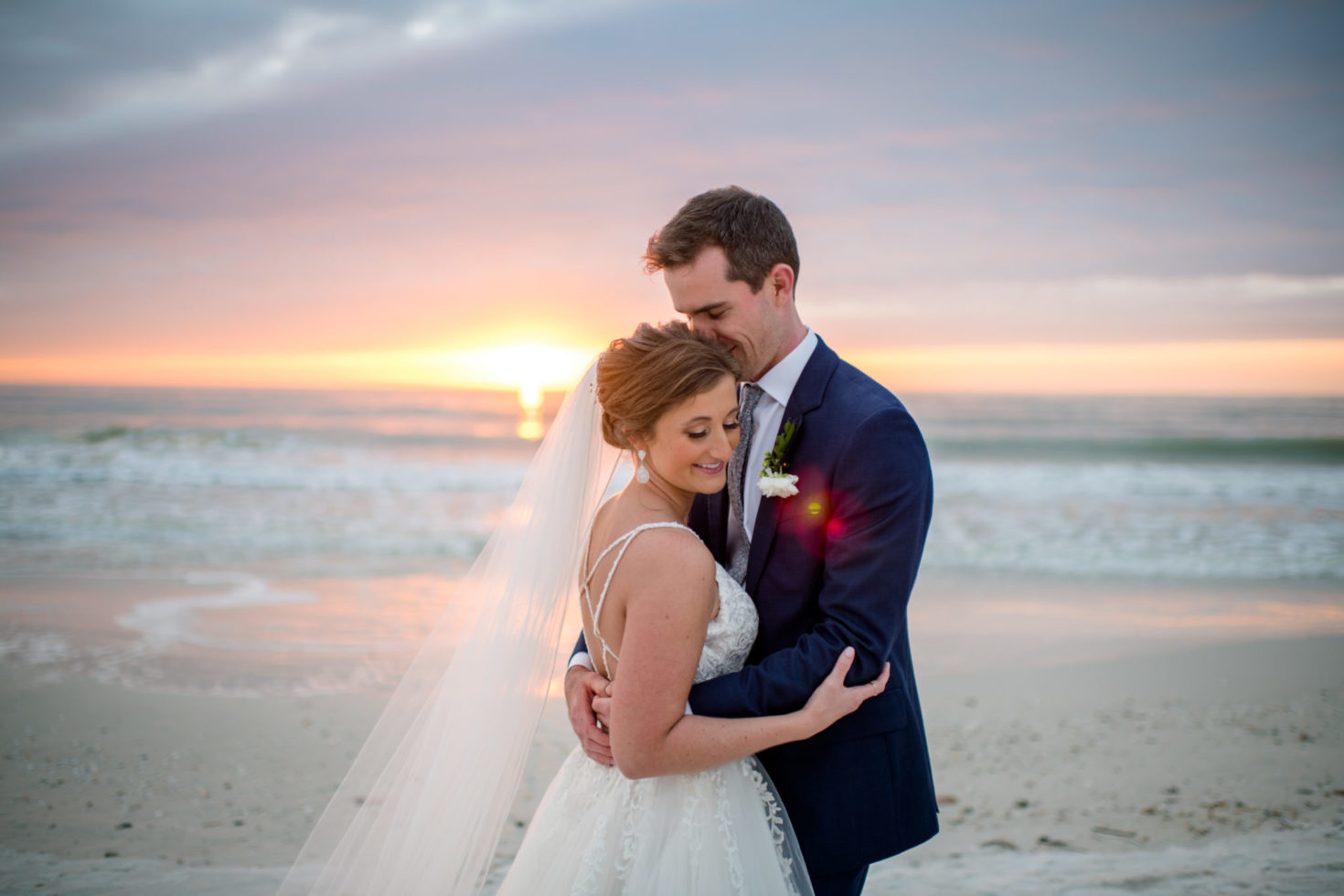 Cleveland Wedding Photography Destination Wedding sunset photo