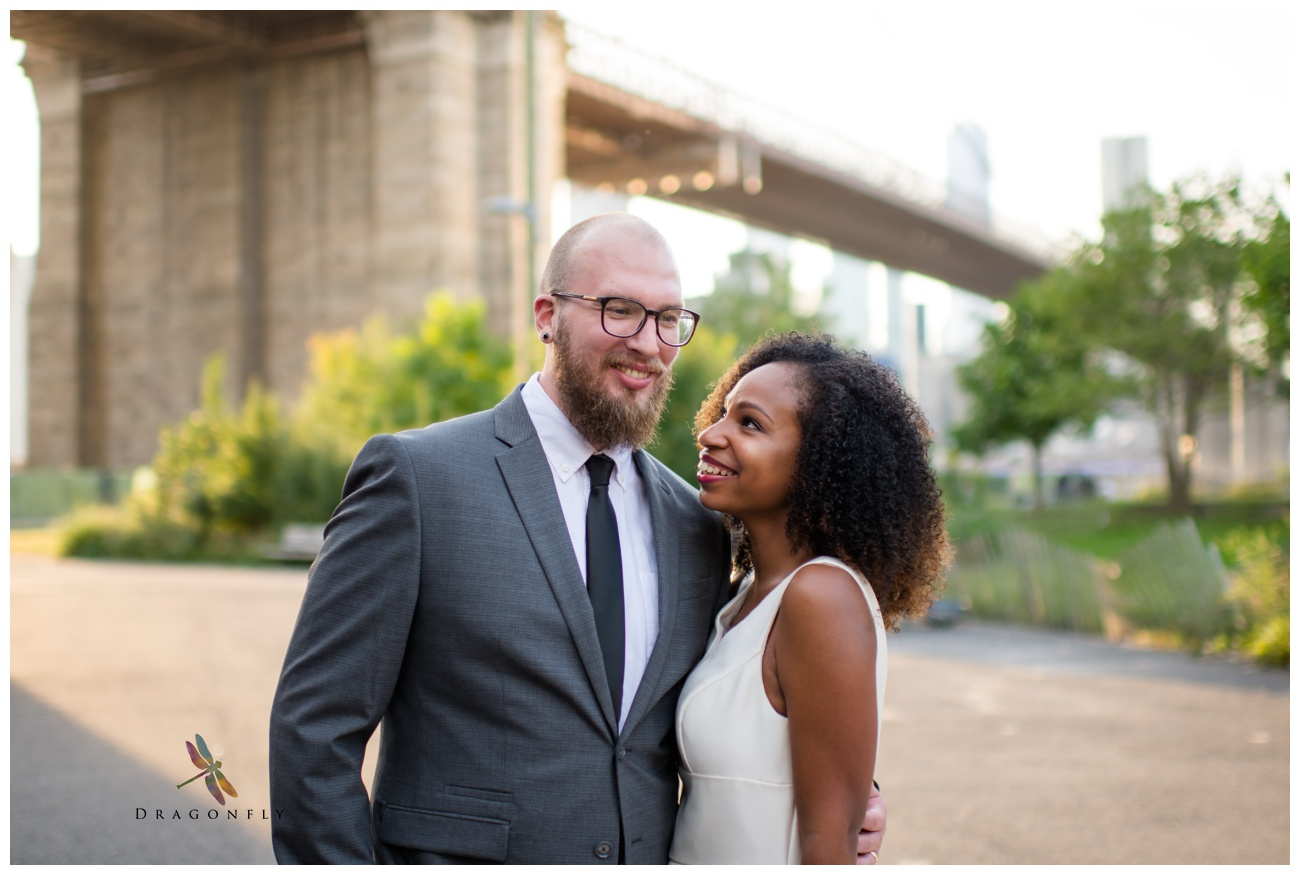 Dumbo Brooklyn New York Wedding Elopement Photo_0012.jpg